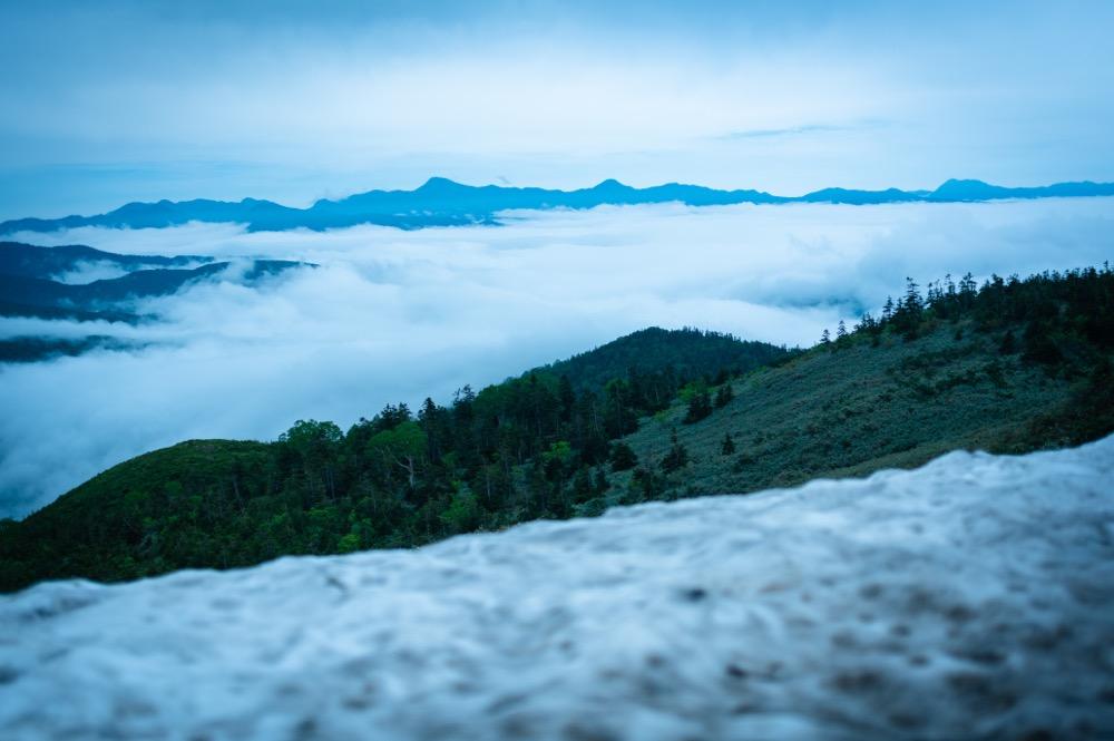 【尾瀬 至仏山 登山】幸運にも出会えたスペシャル雲海と、地元の親切な人
