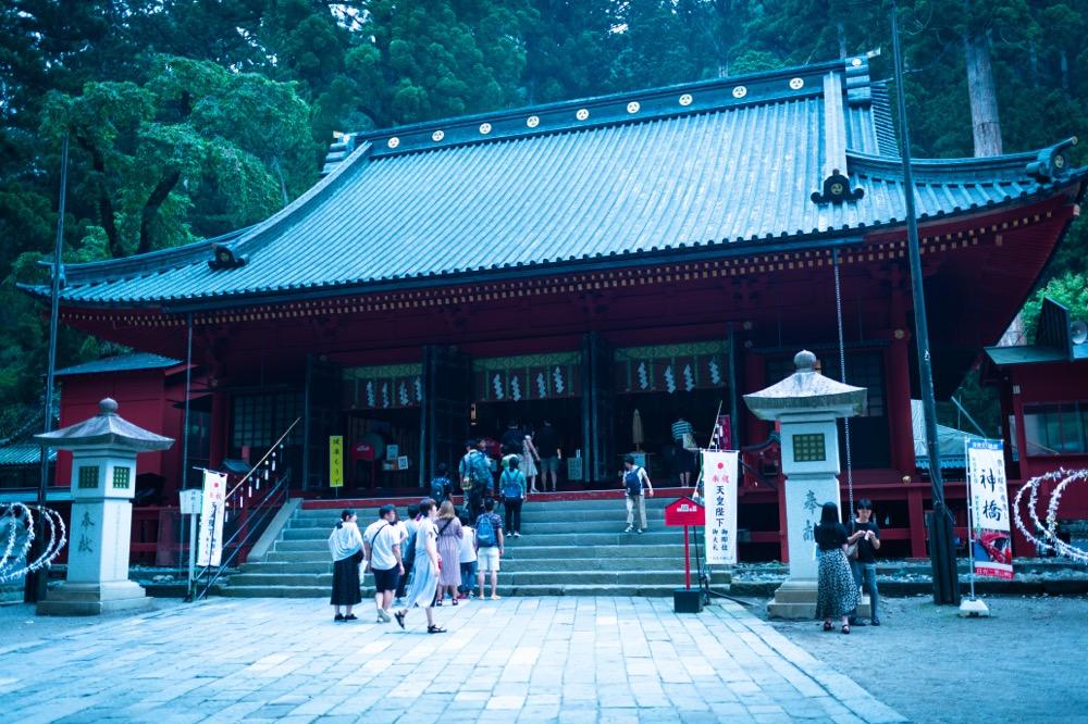 日光二荒山神社(本社)