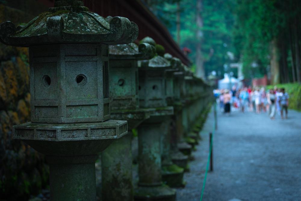 【日光 二荒山神社 本社】金ピカオオクニヌシのインパクト
