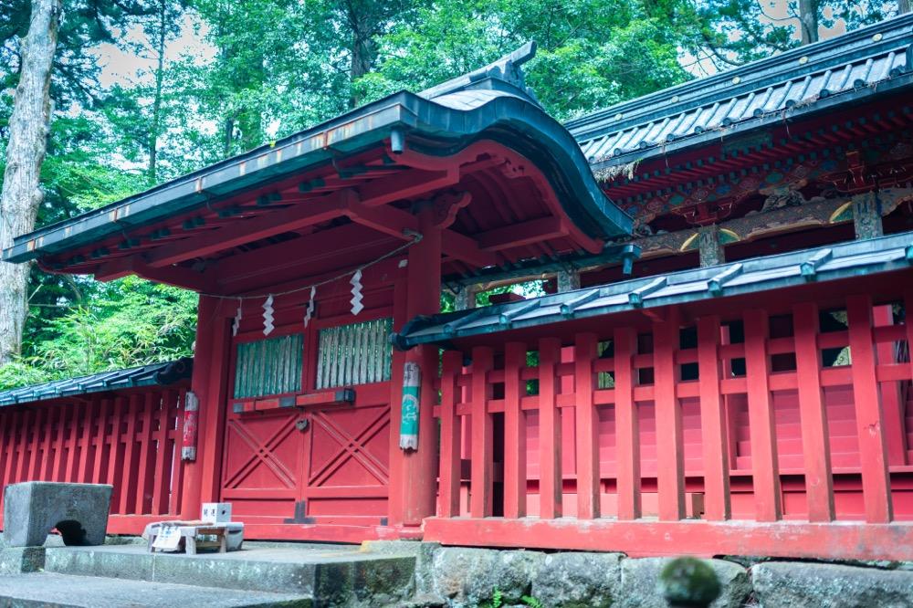 二荒山神社別宮 本宮神社