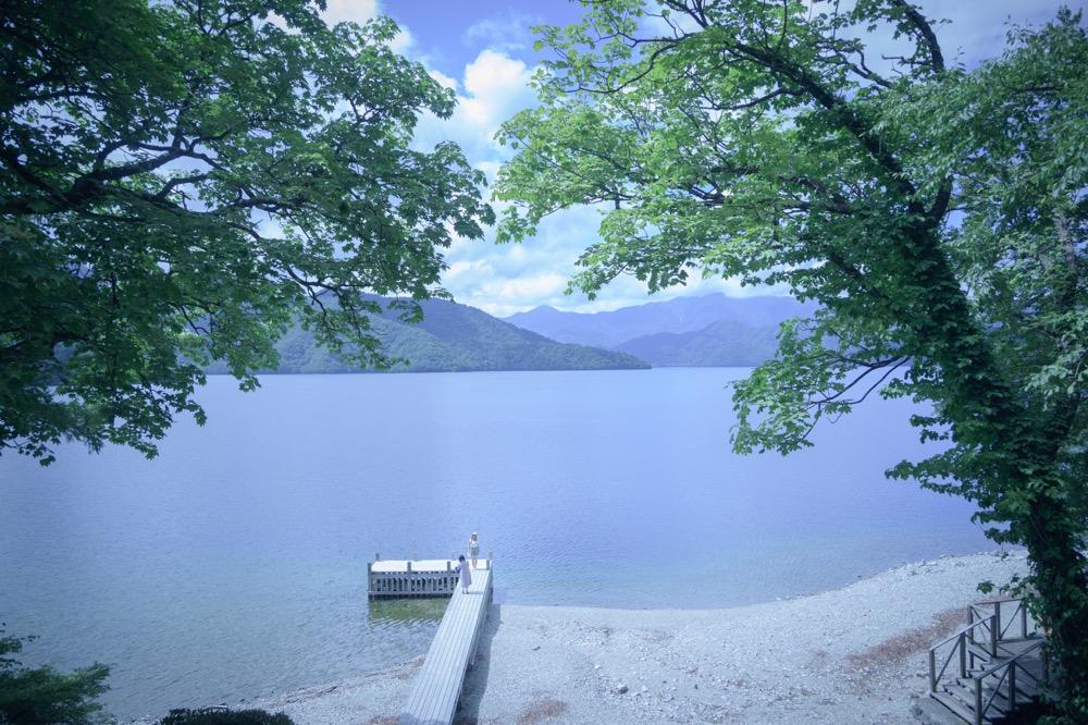 【イタリア大使館別荘記念公園】中禅寺湖を眺め歴代大使のぜいたくを思う