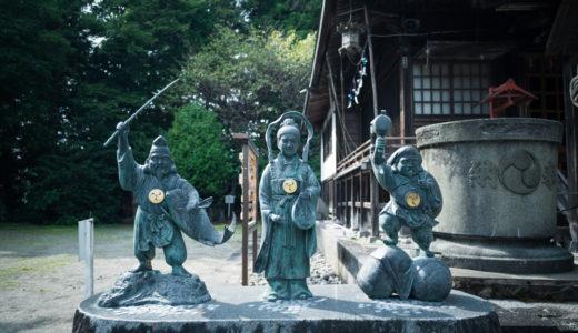 【今市総鎮守の滝尾(たきのう)神社】写真のみ