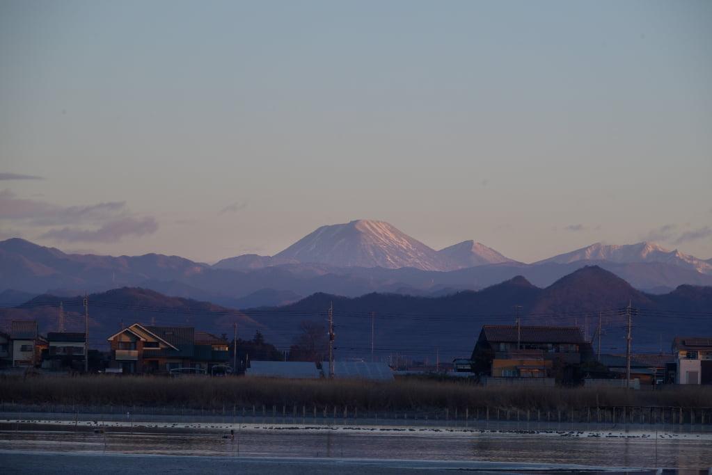 栃木県のシンボル男体山(なんたいさん)がいろいろな場所で見られるのでまとめる