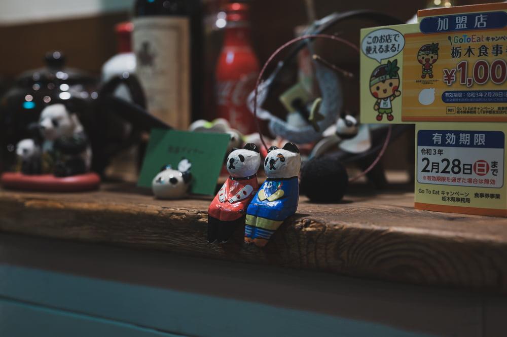【大田原市 熊猫ダイナー(Kumaneko Diner)】パンダがかわいい。アジア多国籍料理 · 中華料理