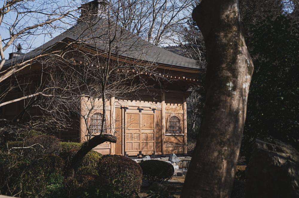 【大田原市 雲巌寺(うんがんじ)】松尾芭蕉も立ち寄った禅寺