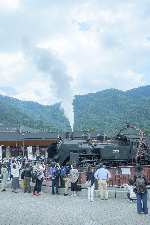 歓喜 SL列車