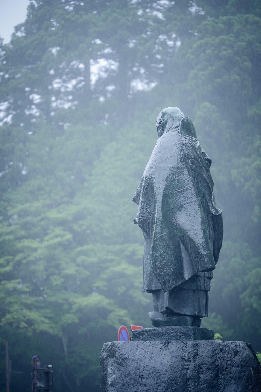 【天海の像】日光東照宮を見つめるまなざし 大きすぎる野望