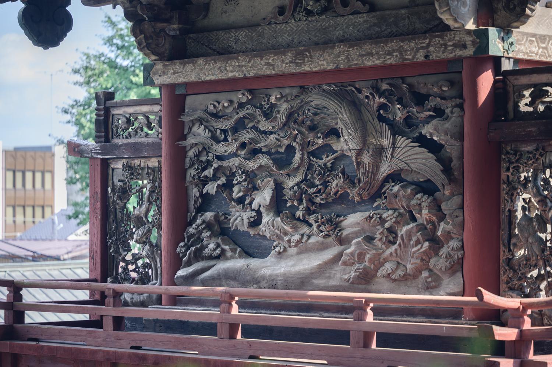 【鹿沼 今宮(いまみや)神社】日光二荒山神社の分身