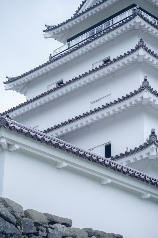 【鶴ヶ城(会津若松城)】天守閣は歴史資料館
